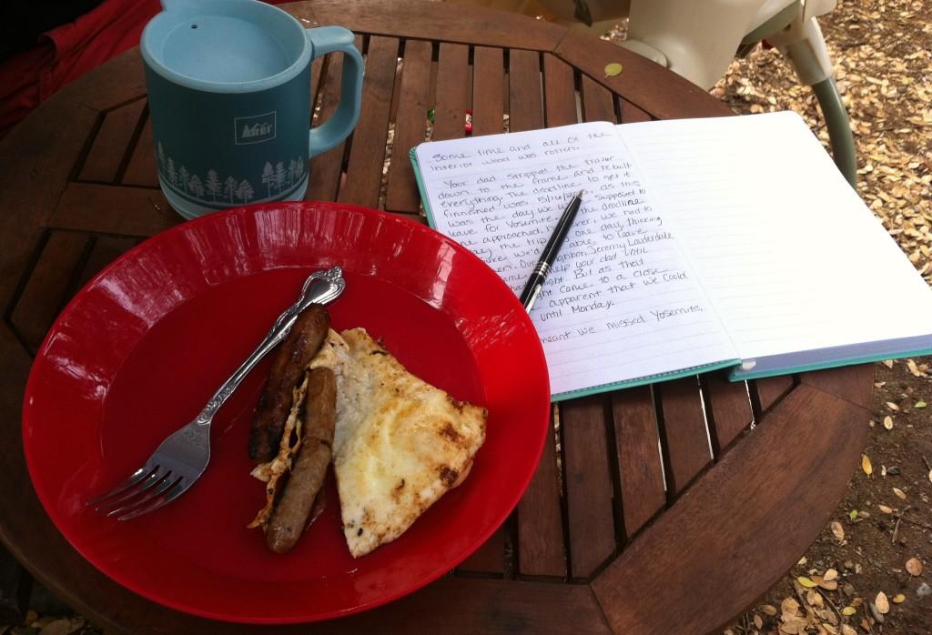 Adventure Journaling