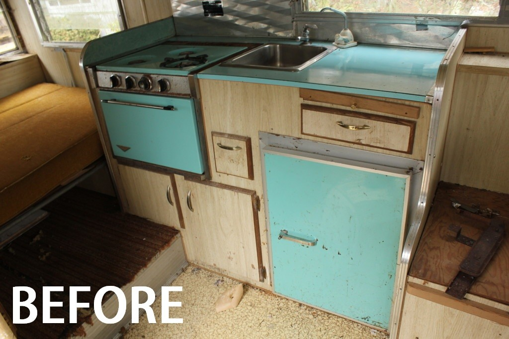 Kit Companion Travel Trailer Restoration