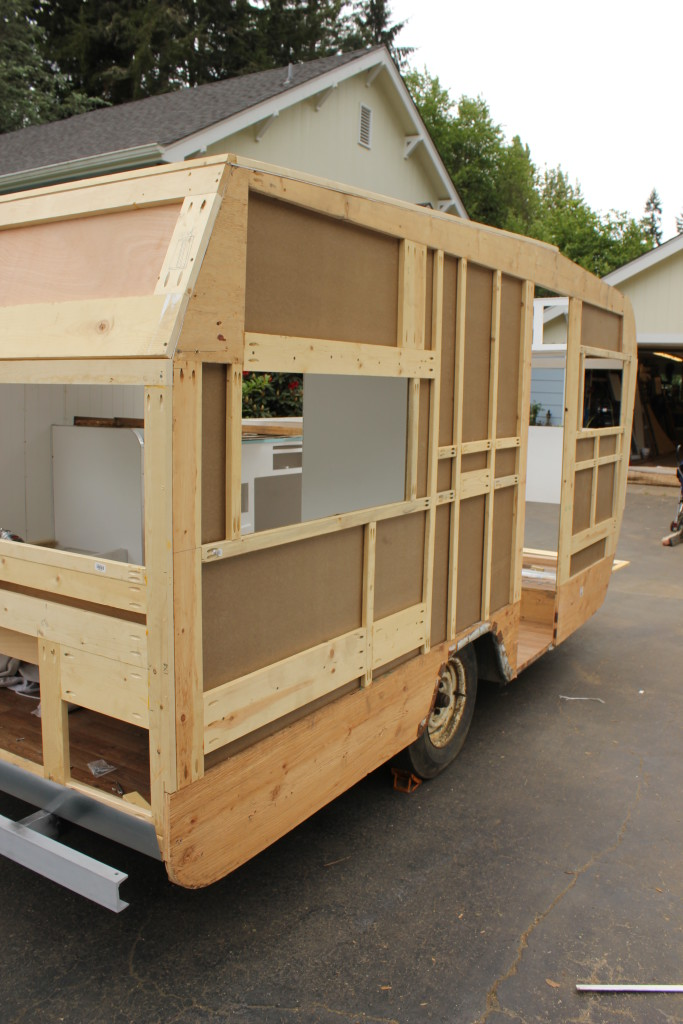 1967 Kit Companion Travel Trailer Restoration